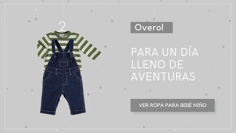 overol ropa bebe niño