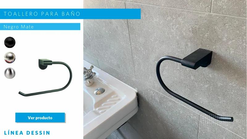 accesorios para baños pequeños