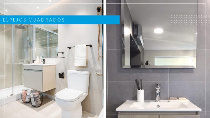 espejos y muebles de baño