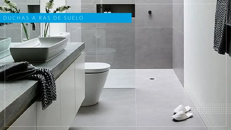 duchas en banos pequenos