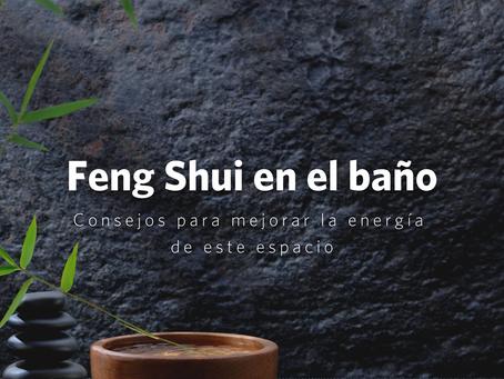 Consejos de Feng Shui para mejorar la energía de tu baño