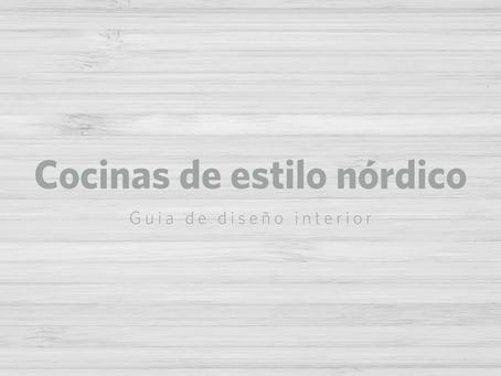 Estilo nórdico en el diseño de cocinas modernas