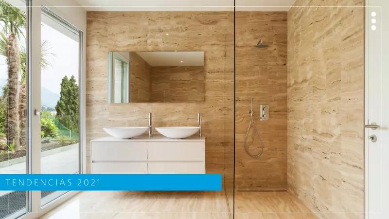 tendencias baños 2021