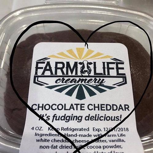Chocolate Cheddar! 4 oz.