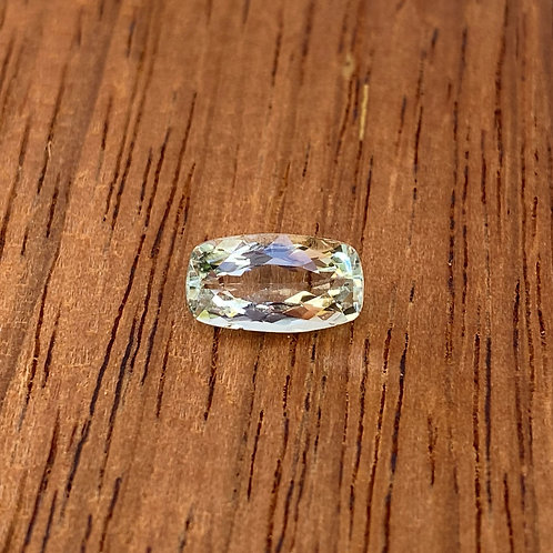 Aquamarine 1.97ct Elongated Cushion