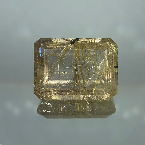 Rutilated Quartz 18.25 Carats