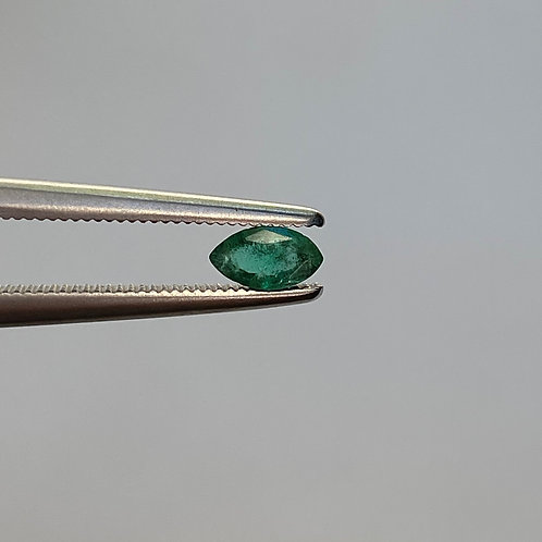 Emerald 0.21Ct Marquise