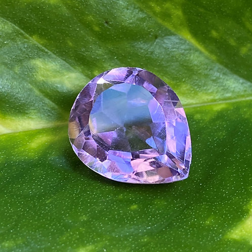 Amethyst 7.30Ct Pear