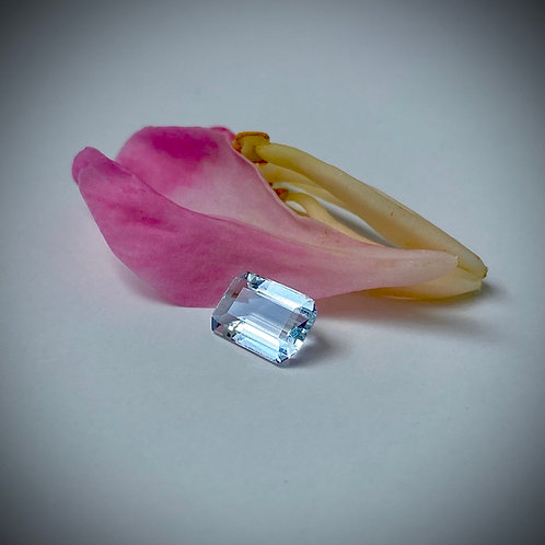 Aquamarine 0.49ct