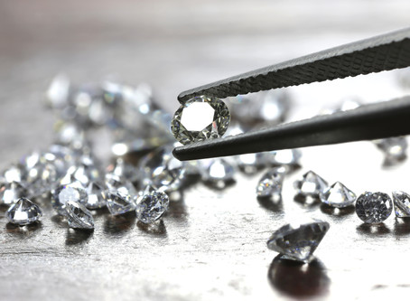 Diamonds from mine to market