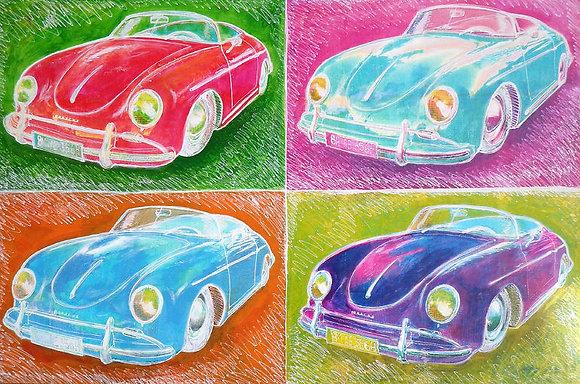 Pod of 356 Speedsters