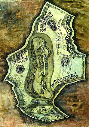 Bank Roll Money Melt Y2K+8