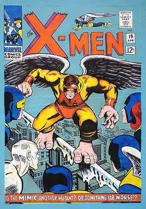 X-Men Cover - Masters Study