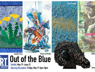 "Art Show ""Out of the Blue"""