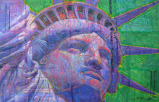 Statue of Liberty - SOLD