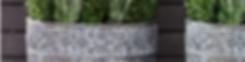 שיווק כדים, עציצים גדולים המתאימים לשתילה צמחייה הידרופונית, צמחיה מלאכותית