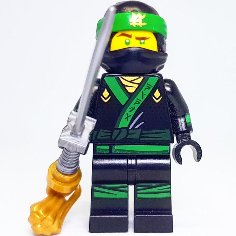 Lego Ninjago Movie - Lloyd Minifigure (masked)