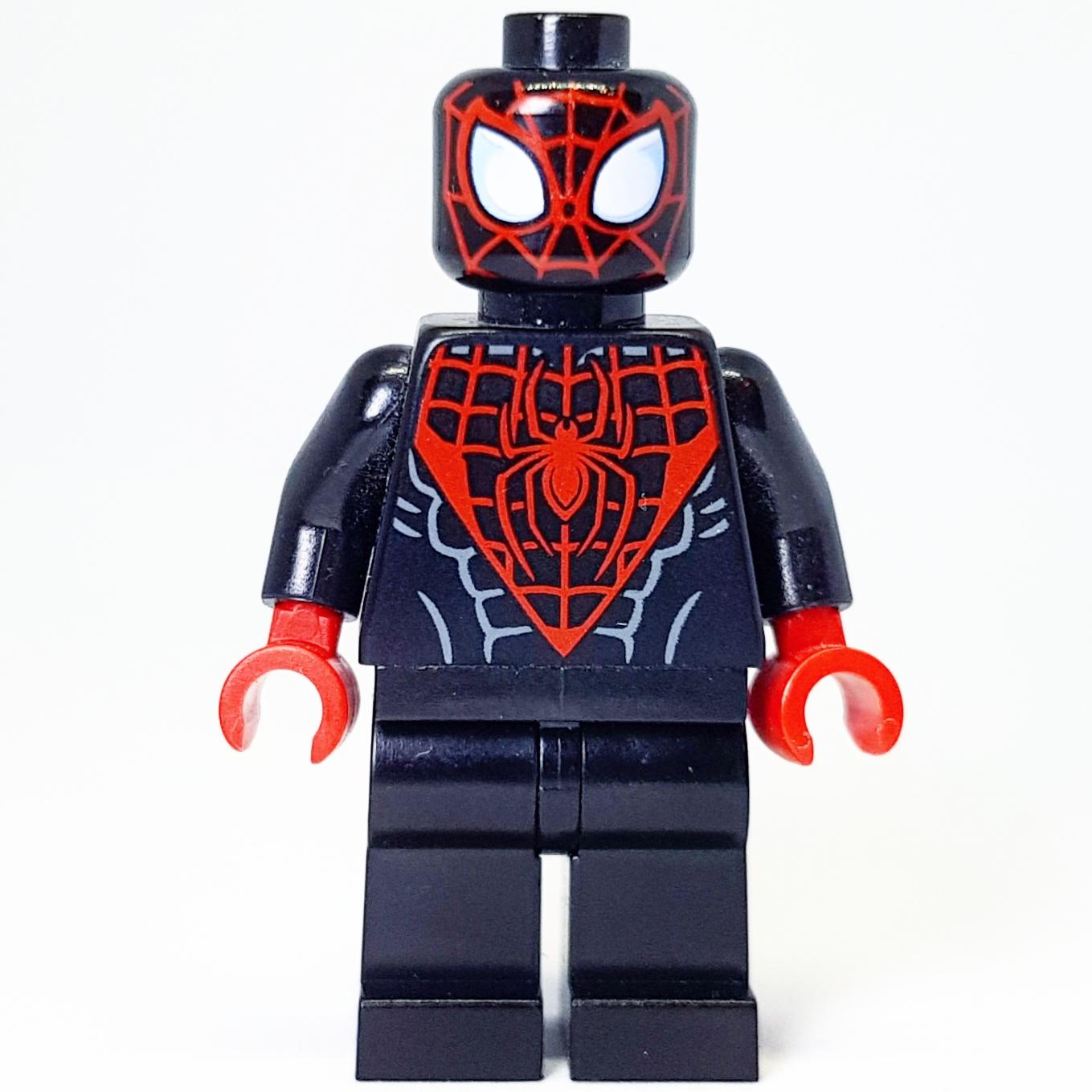 Spider Man Peter Parker In The Lego Incredibles Videogame: Lego Marvel Ultimate Spiderman