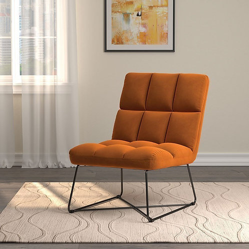 TRINITY UPHOLSTERED ACCENT CHAIR
