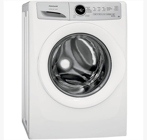 """""""Frigidaire"""" Front Load Washer 4.3 Cu Ft In White"""