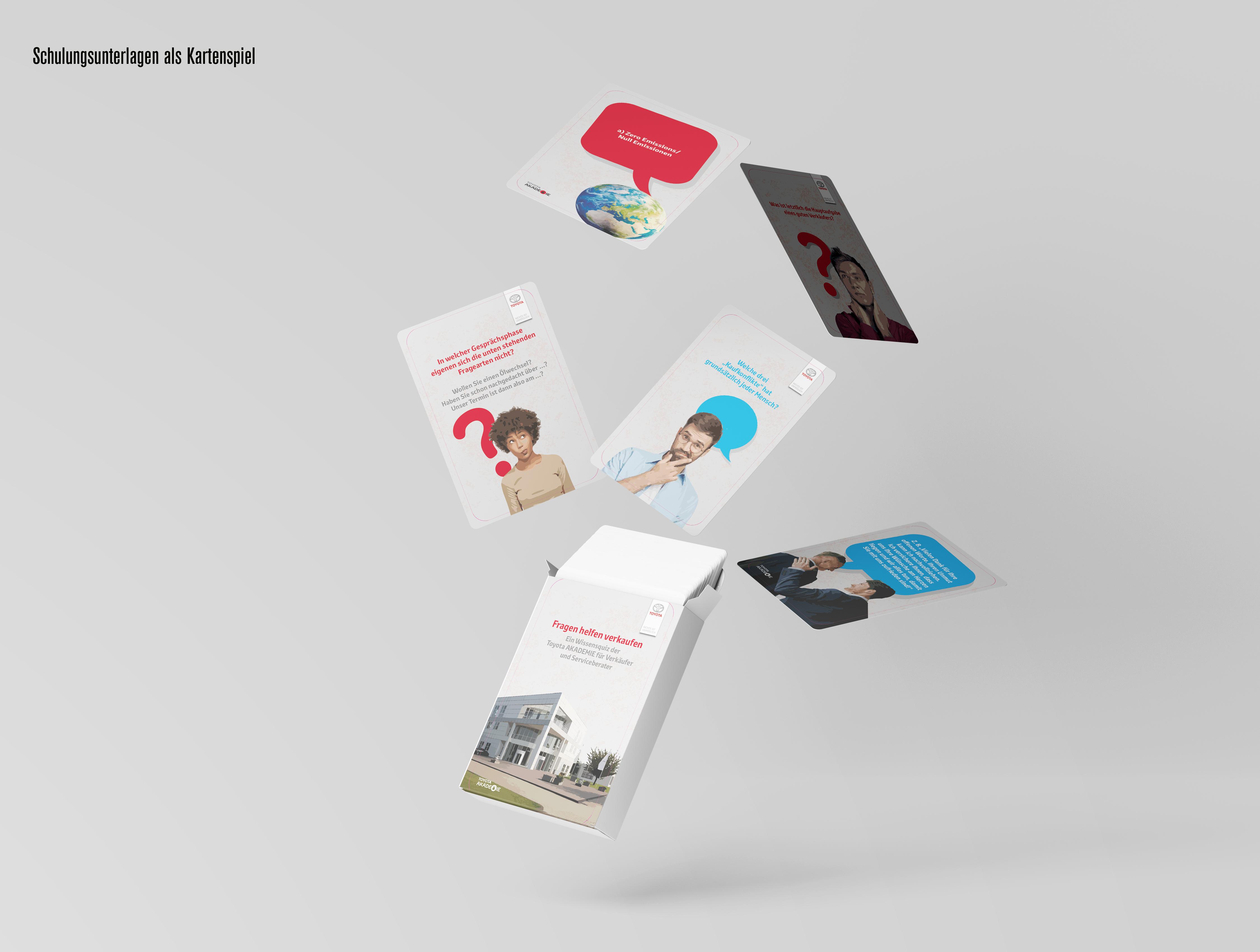 Toyota Kartenspiel Kopie