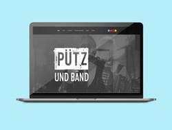 Pütz und Bänd Website