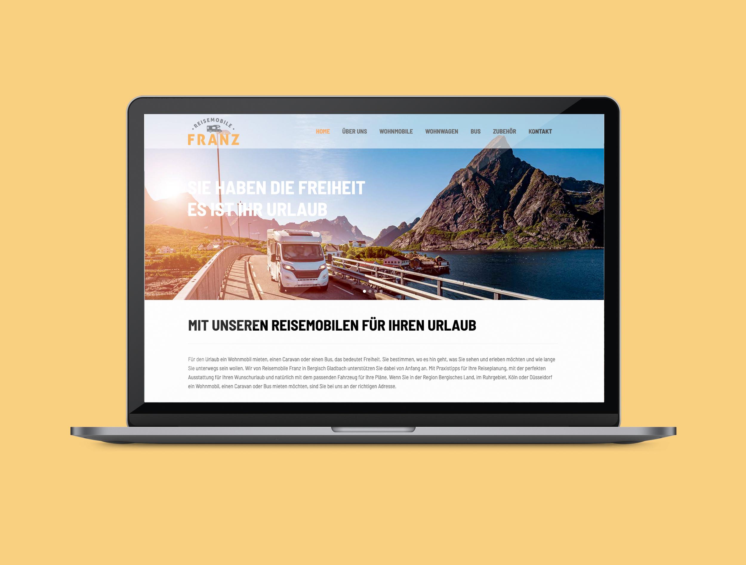 Franz Website