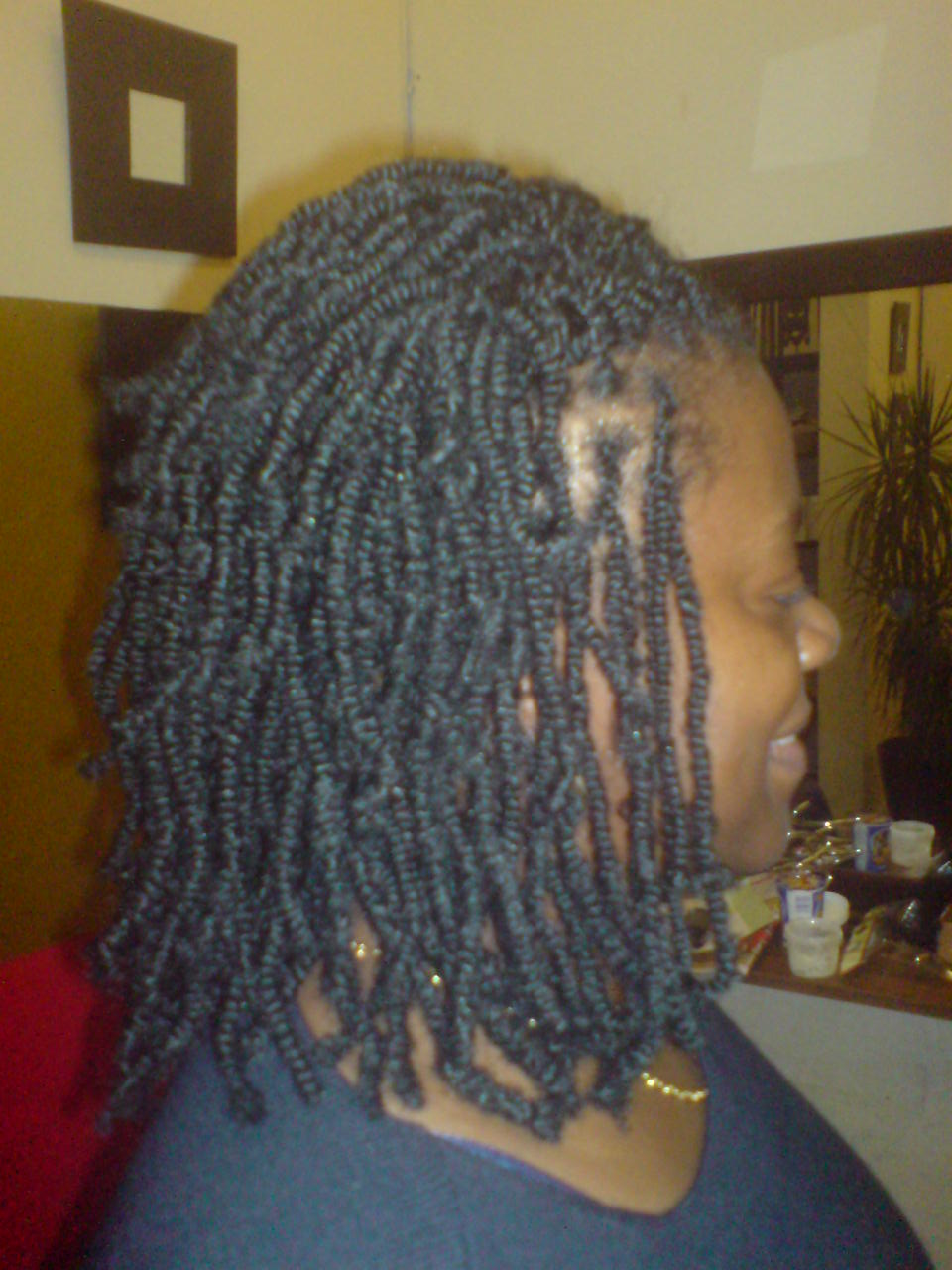 Two Strand twist Extensions