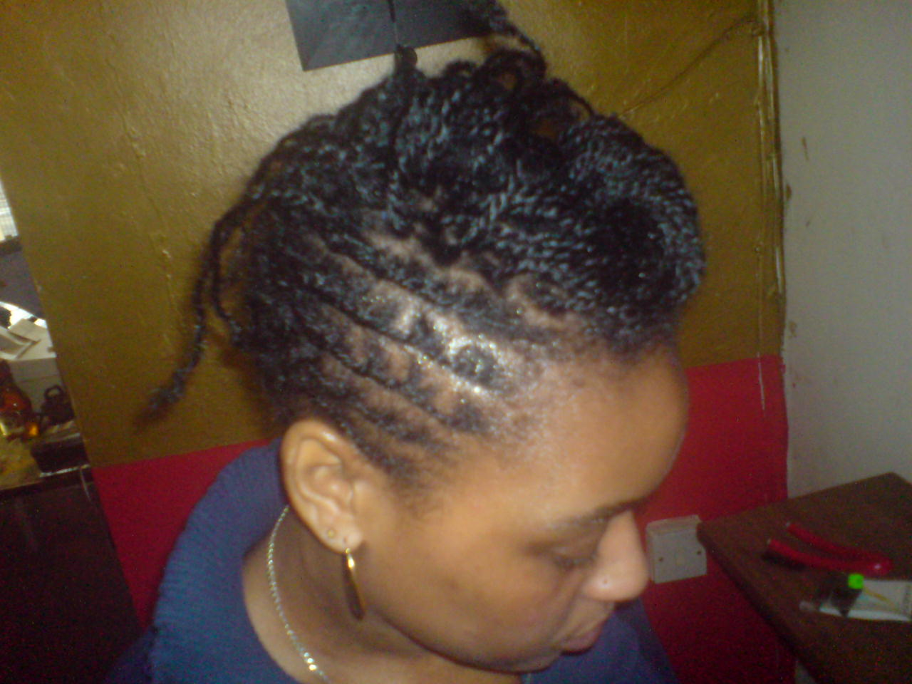 Two Strand twist Style