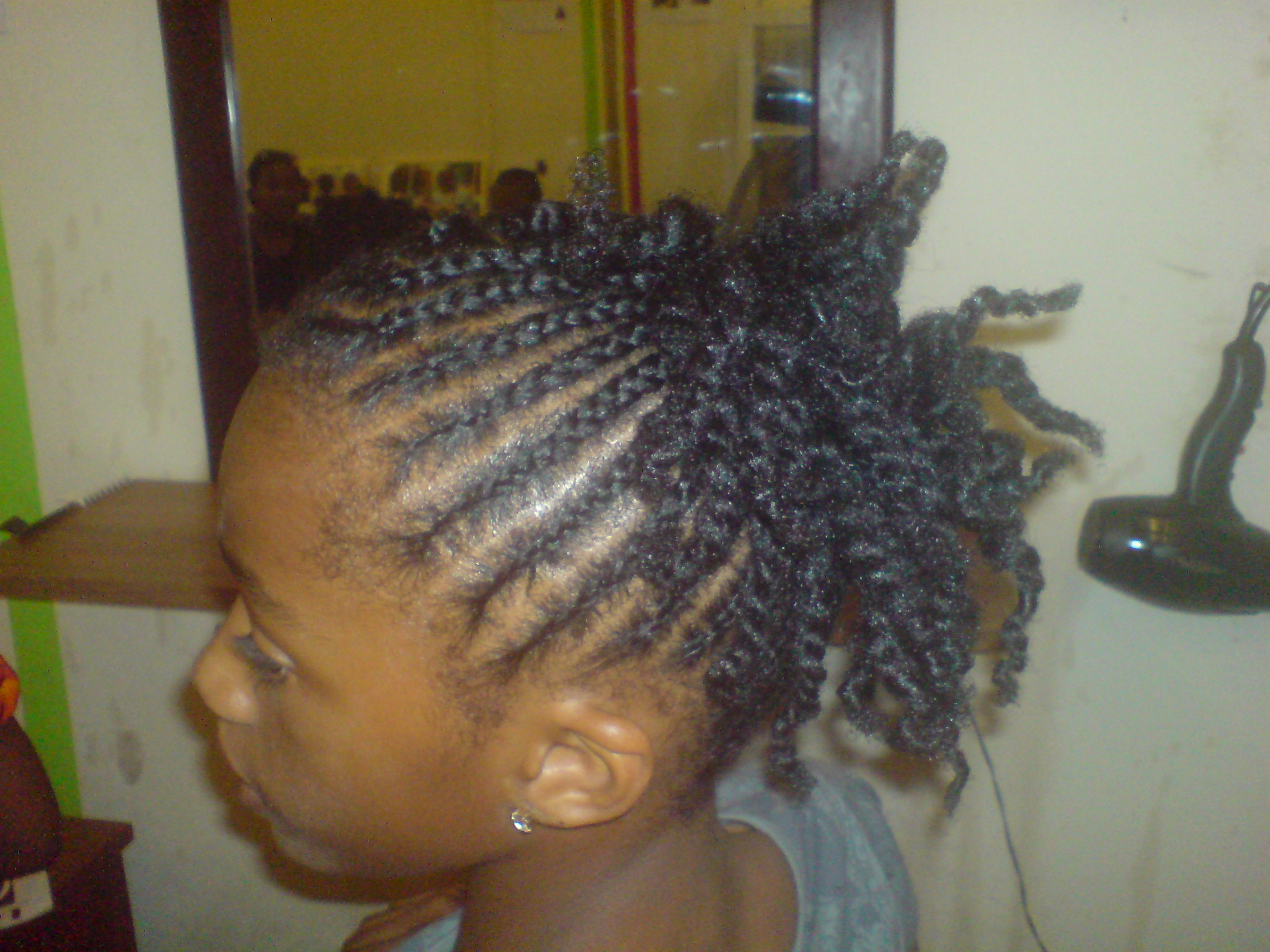 Childrens Cornrow