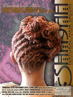 Shayaa Natural hair, locs & beauty