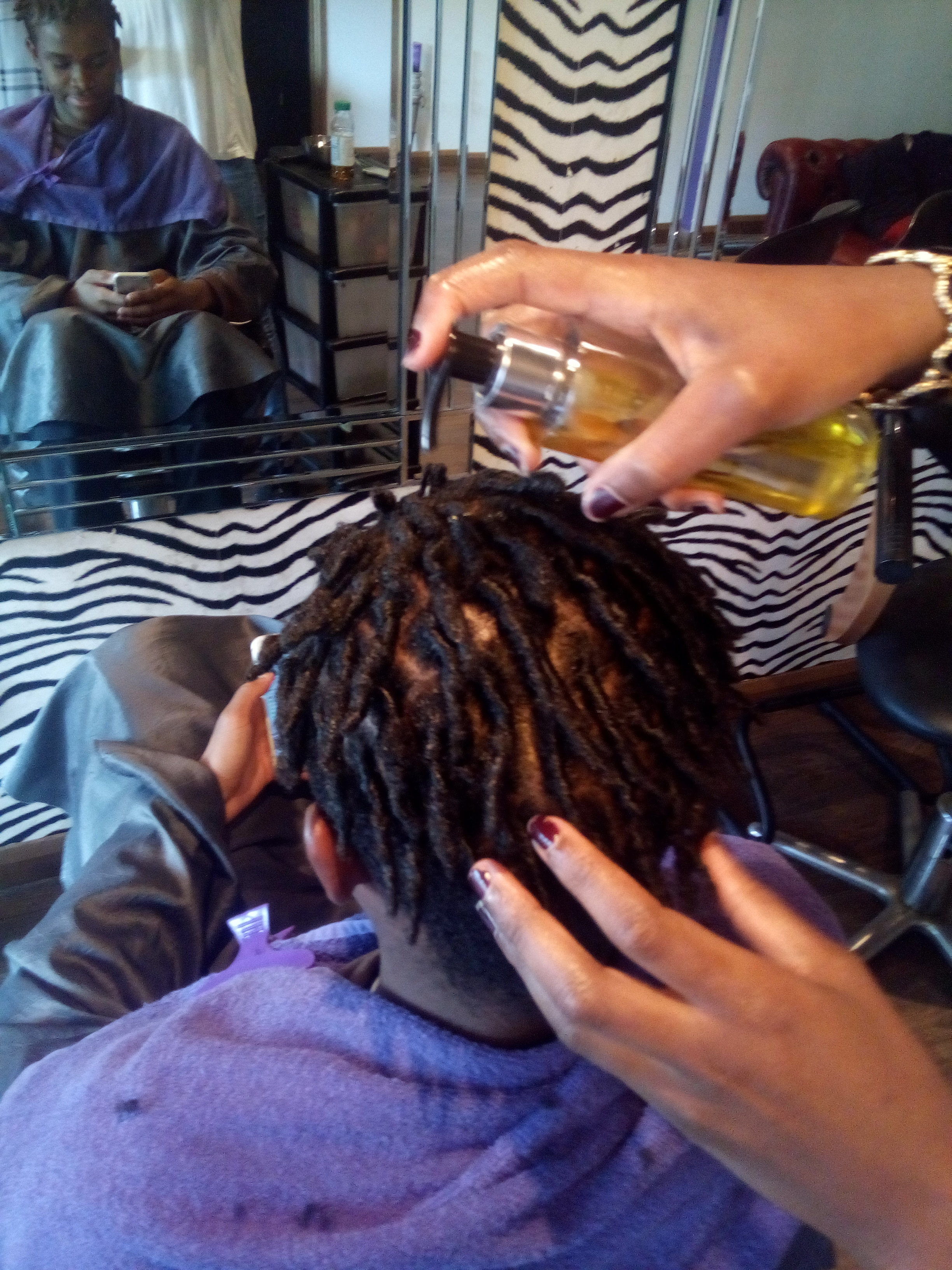 Loc re-twist