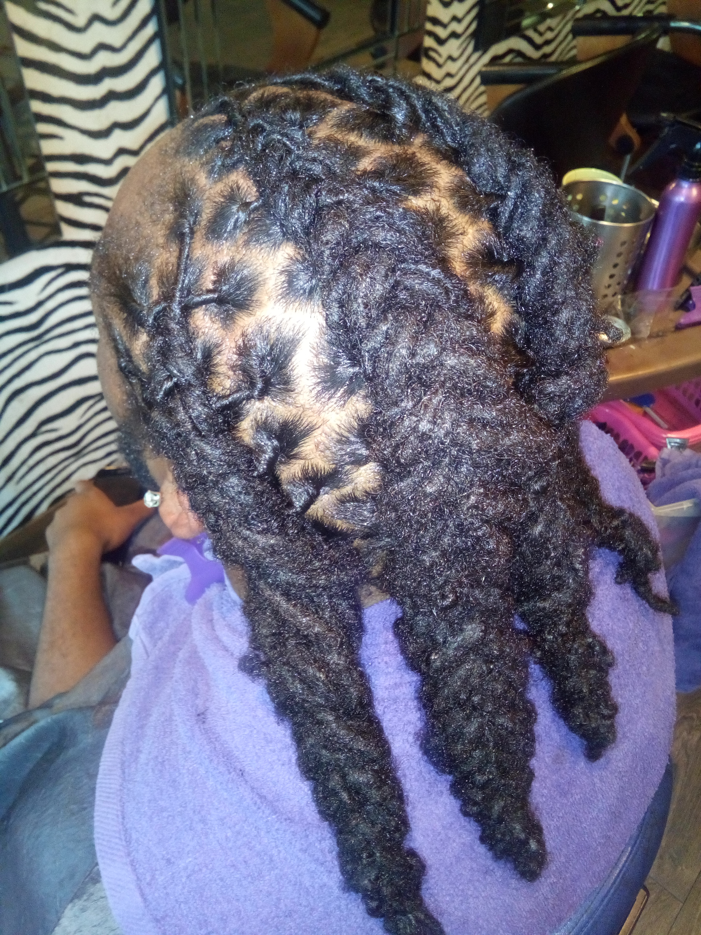 loc braid
