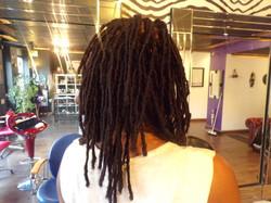 Human Hair Loc Ext