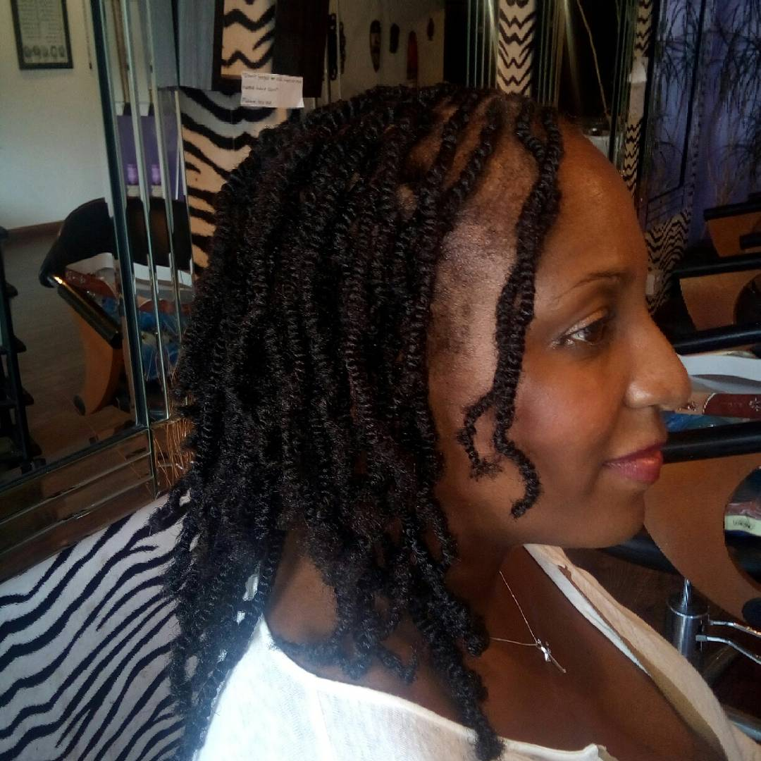 Two Strand Twist Ext