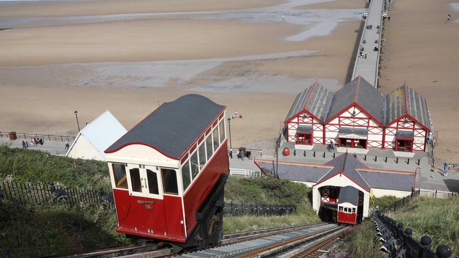 Saltburn's Victorian Funicular