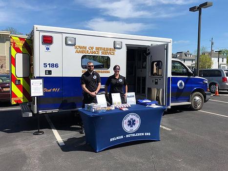 DBEMS Ambulance 5186 Community Event.jpg
