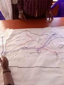 Oldonyiro map