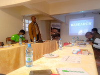 RESEARCH  PROJECT LAUNCH