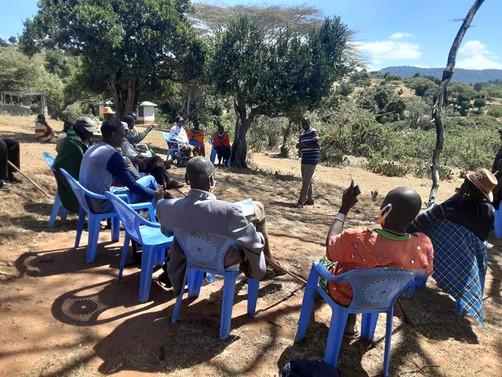 Kurikuri community drafting by laws