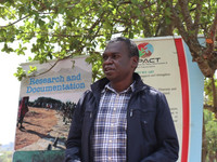 THE NATIONAL LAND COMMISSIONS VISIT