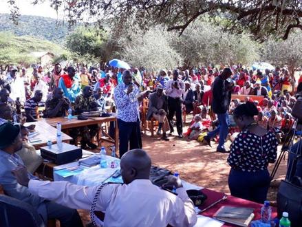 Leparua Community Celebrations