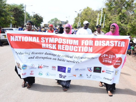 IMPACT joins others to mark the International Day for Disaster Risk Reduction in Isiolo County