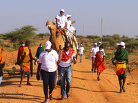 THE CAMEL CARAVAN AND INTERNATIONAL PEACE DAY 2021