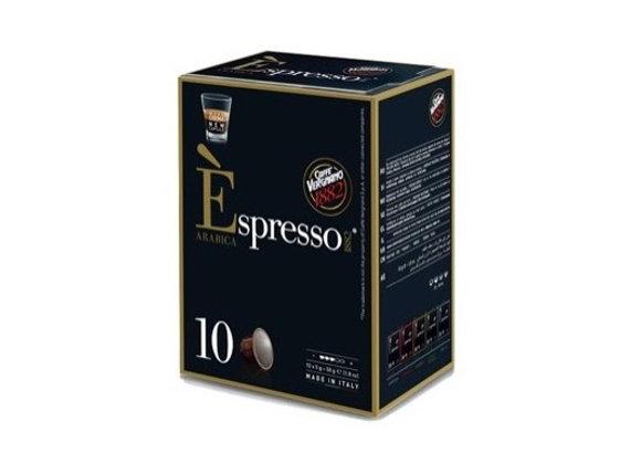 Caffe Vergnano Arabica capsules