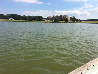 Holkham Hall Lake