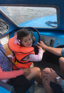 Family fun on the Norfolk Broads
