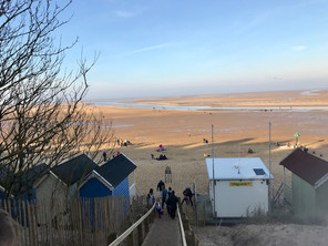 Wells Beach - Beach Hut Hire