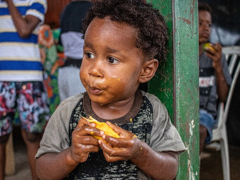 Não é hora de desanimar: a fome pede pressa