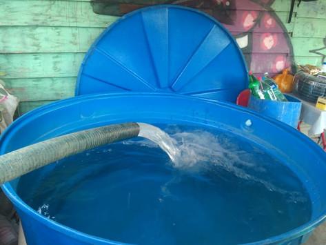 Água: o direito à vida